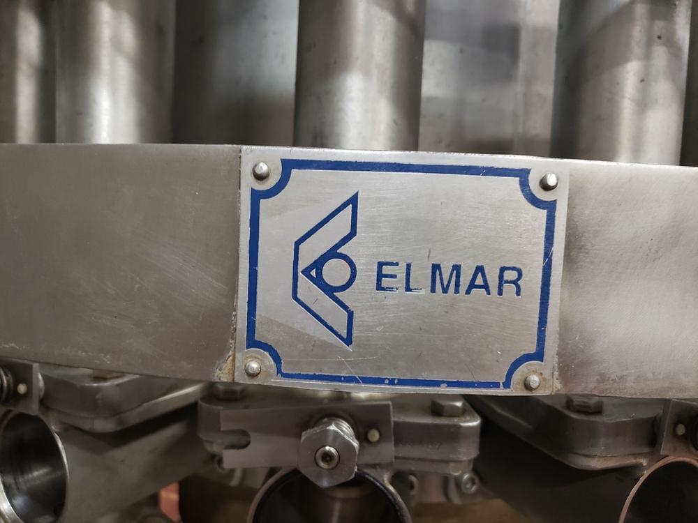 "Lot 59 - Elmar 14-Head Rotary Filling Machine, W/ 4 1/2"" Infeed & Outfeed Con | Subj to Bulk | Rig Fee: $400"