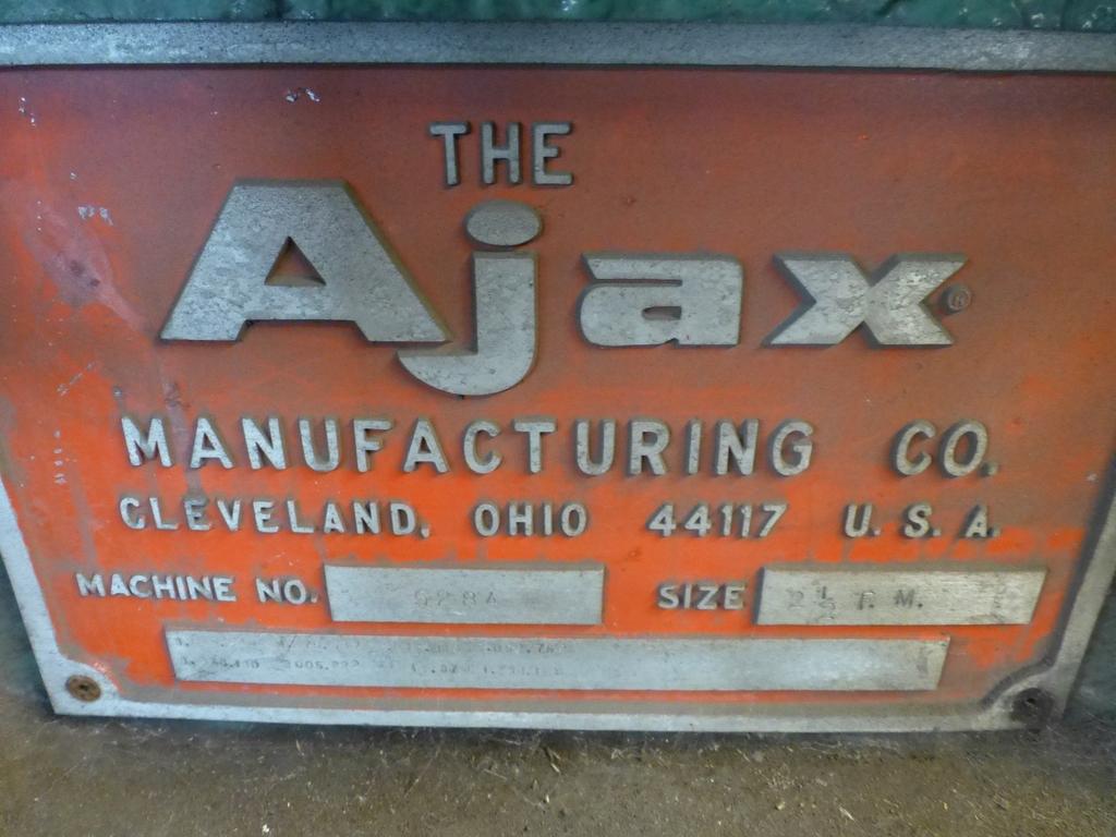 "Ajax 2-1/2"" Header Size 2-1/2 FWN; Machine No. 5284 9 1/2"" Stroke - Image 14 of 20"