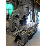 """Cincinnati Vertical Bed Mill/Hydrotel