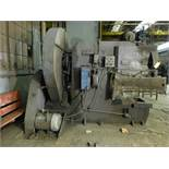 "Beatty 425 Ton Mechanical C-Frame Press|Model No. 12; S/N: 20130; 21"" x 34 1/2"" Bed"