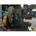 "Beatty 425-Ton Mechanical C-Frame Punch|Model No. 12; S/N: 23850; 30"" x 35 1/2"" Bed"