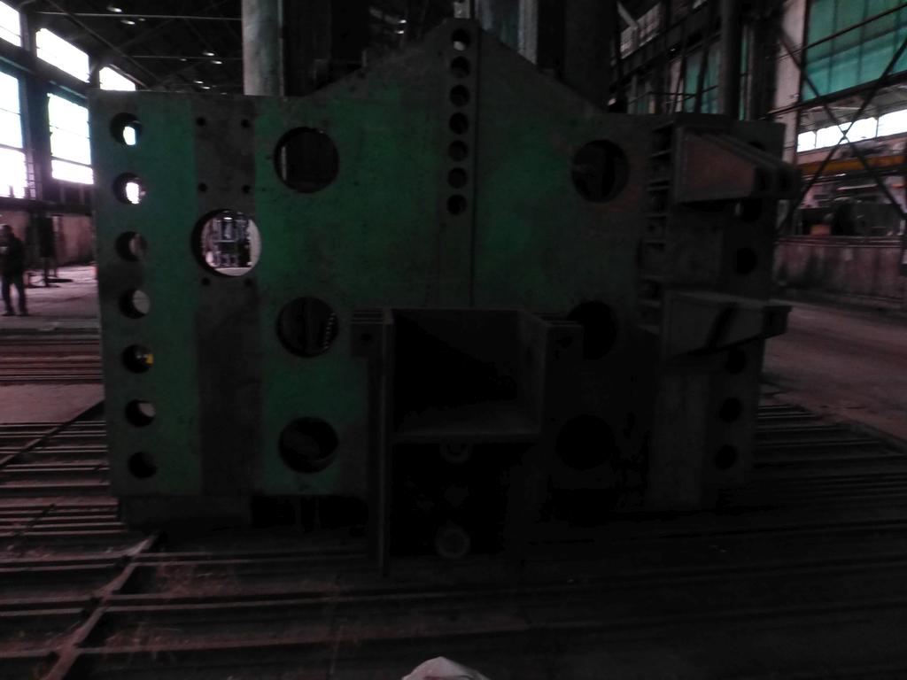 Pandjiris Railcar Rotator/Tandem Welding Positioner for Rail Car Repair Includes: (1) Master - Image 4 of 13