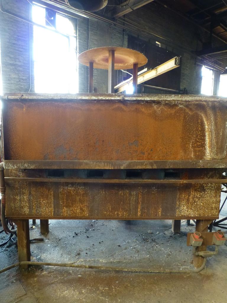 "Ajax 2"" Upsetter Machine No. 5261-R; 9 1/2"" Stroke; 3 1/2"" Gather - Image 9 of 22"