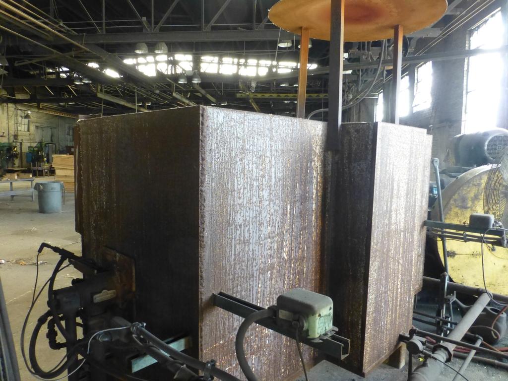 "Ajax 2"" Upsetter Machine No. 5261-R; 9 1/2"" Stroke; 3 1/2"" Gather - Image 10 of 22"