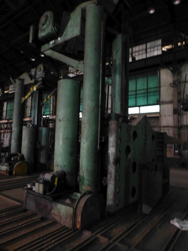 Pandjiris Railcar Rotator/Tandem Welding Positioner for Rail Car Repair Includes: (1) Master - Image 3 of 13