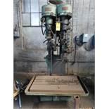 Allen 2-Spindle Drill Press