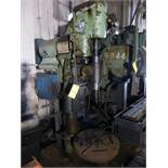 "Cincinnati Bickford 27"" Geared Head Drill"