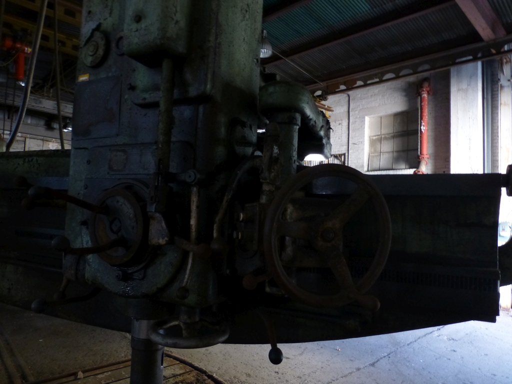 Cincinnati Bickford 8' Radial Arm Drill - Image 7 of 7