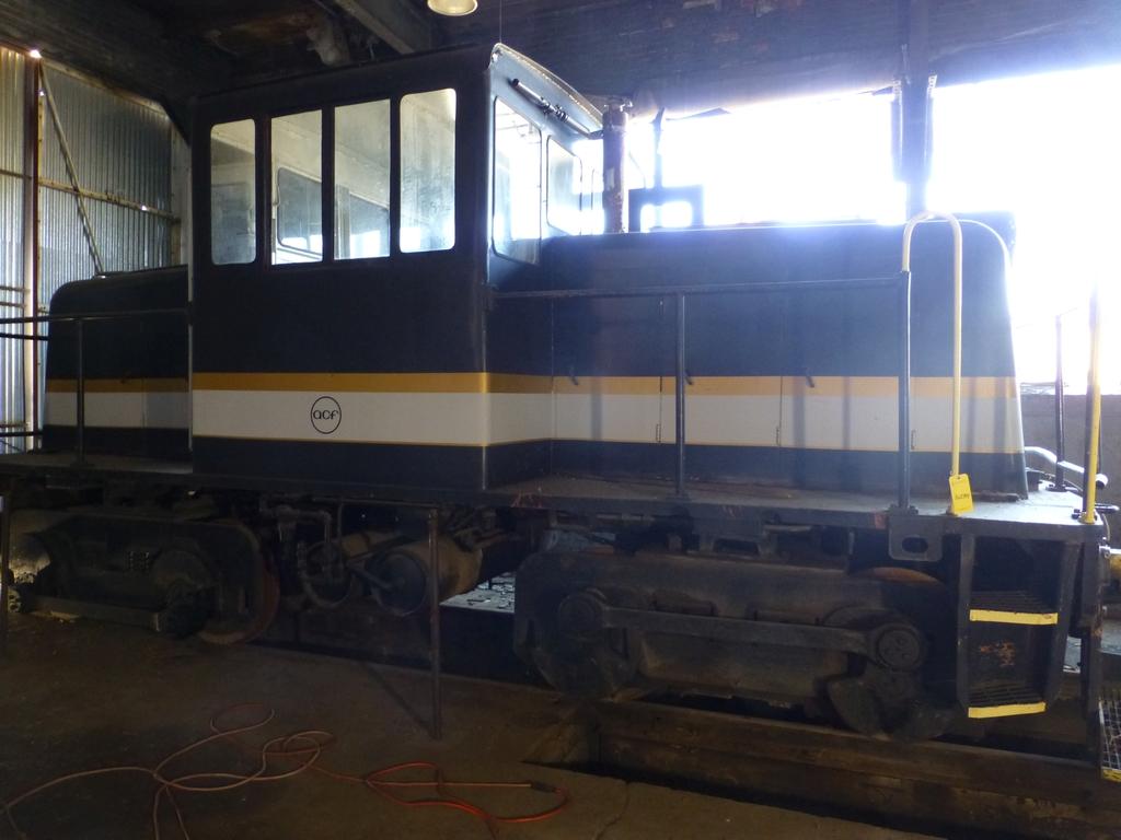 45-Ton GE Locomotive|S/N 15143