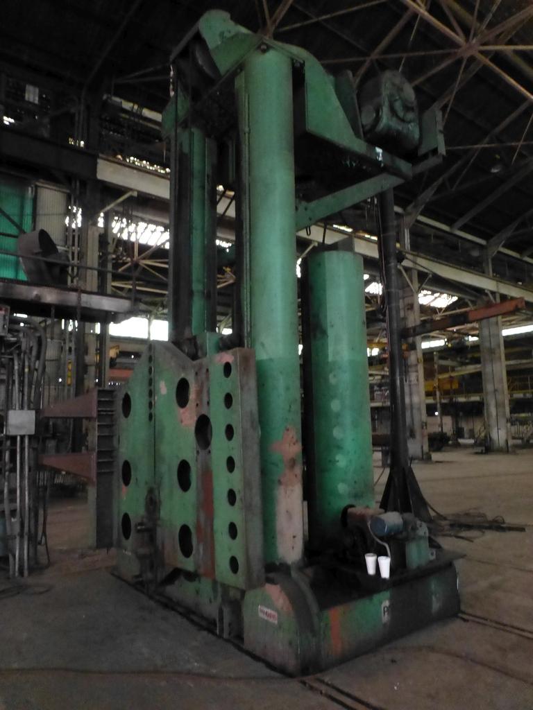 Pandjiris Railcar Rotator/Tandem Welding Positioner for Rail Car Repair Includes: (1) Master - Image 7 of 13