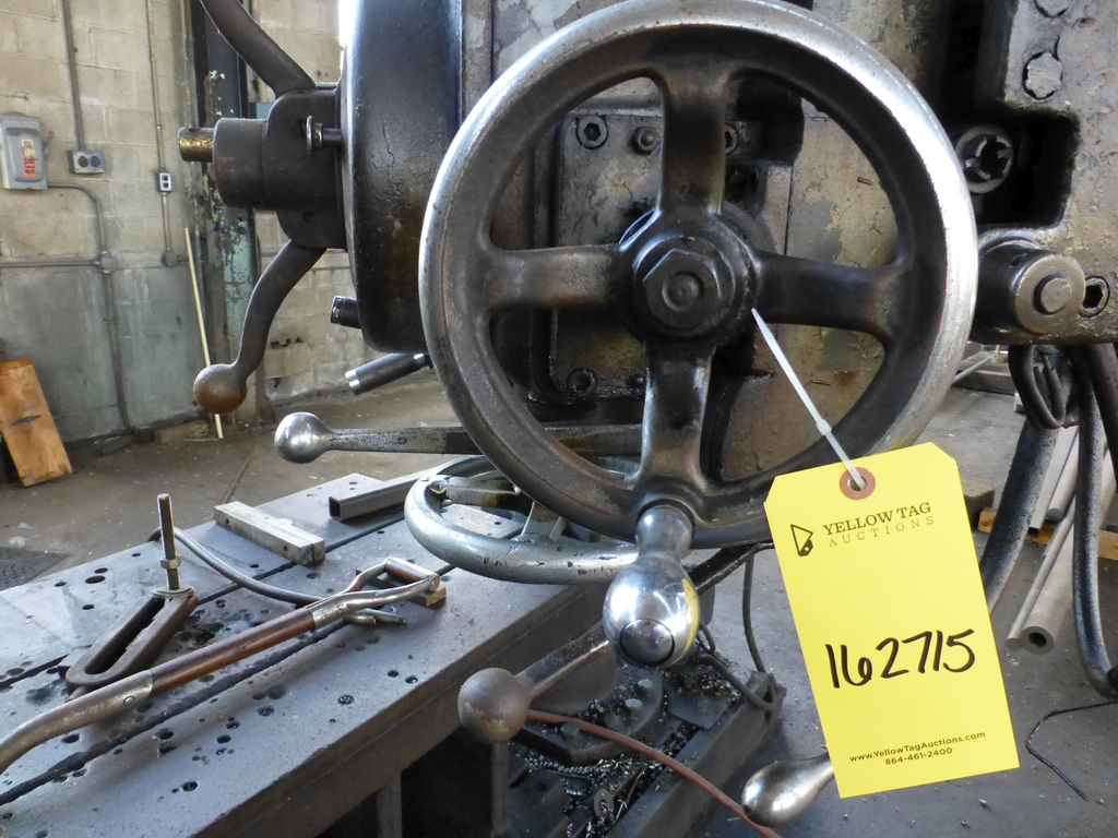 Fosdick 3' Radial Arm Drill|20-1,264 RPM - Image 7 of 12