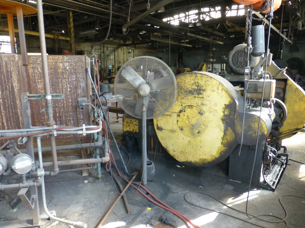 "Ajax 2"" Upsetter Machine No. 5261-R; 9 1/2"" Stroke; 3 1/2"" Gather - Image 4 of 22"
