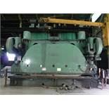 "18' Cincinnati 40 Mechanical Press Brake|1,250-Ton; 6"" Stroke; S/N 36444; *Broken Ram"