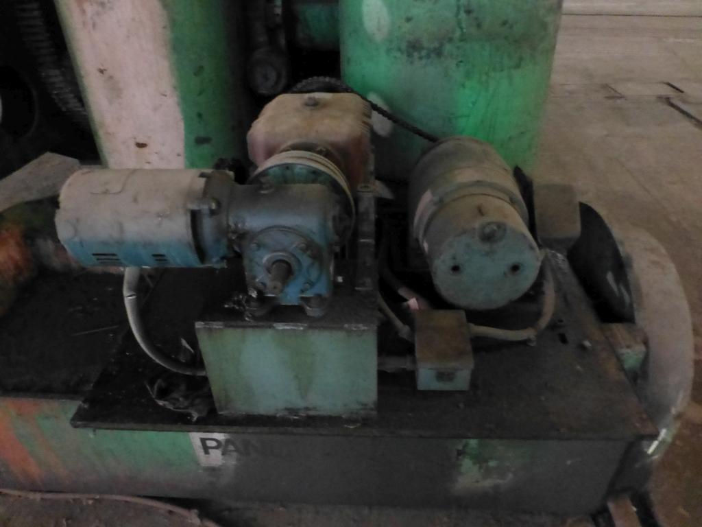 Pandjiris Railcar Rotator/Tandem Welding Positioner for Rail Car Repair Includes: (1) Master - Image 11 of 13