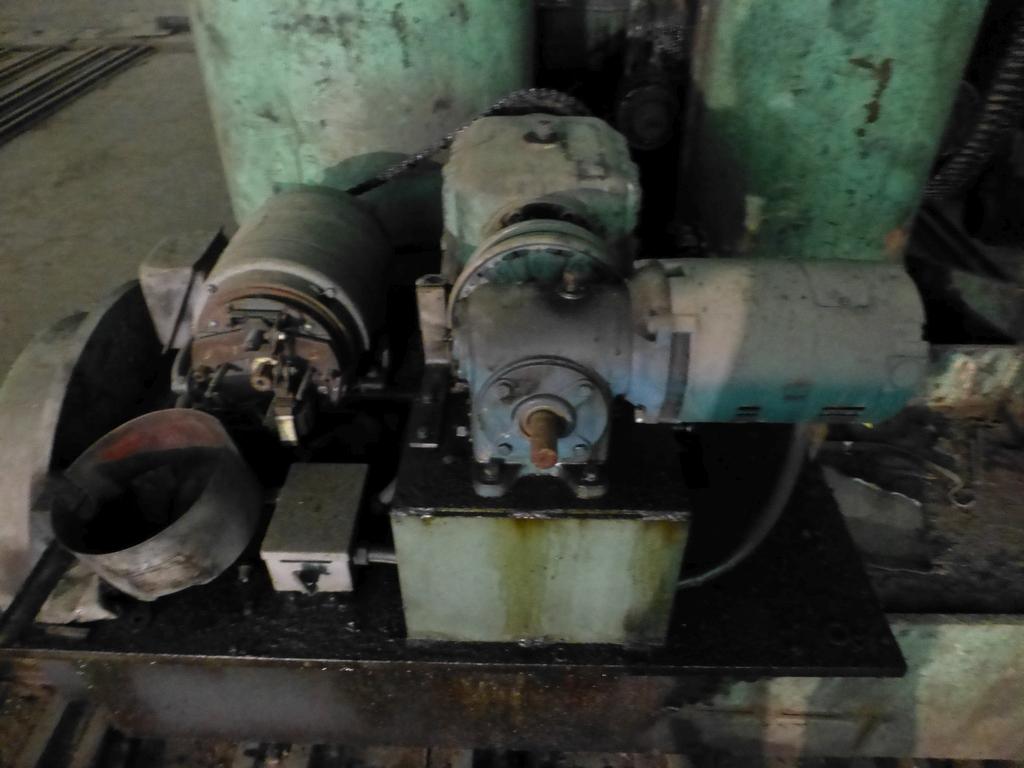 Pandjiris Railcar Rotator/Tandem Welding Positioner for Rail Car Repair Includes: (1) Master - Image 5 of 13