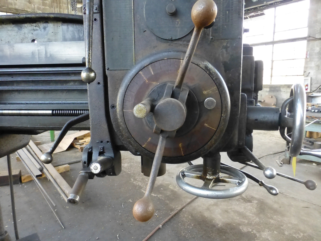 Fosdick 3' Radial Arm Drill|20-1,264 RPM - Image 5 of 12