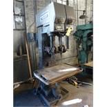 Leland Gifford 2-Spindle Drill Press