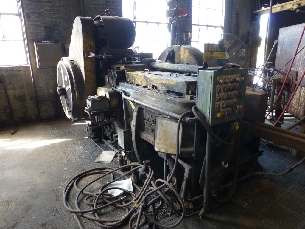 "Ajax 2"" Upsetter Machine No. 5261-R; 9 1/2"" Stroke; 3 1/2"" Gather - Image 5 of 22"