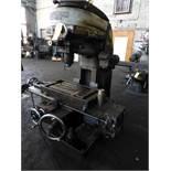 Kearny & Trecker 1D Rotary Head Vertical Mill|S/N 18-6142