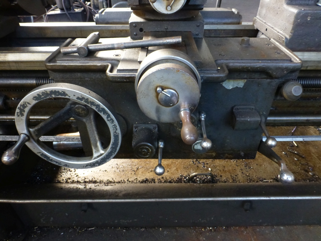"Monarch 25"" x 120"" Engine Lathe