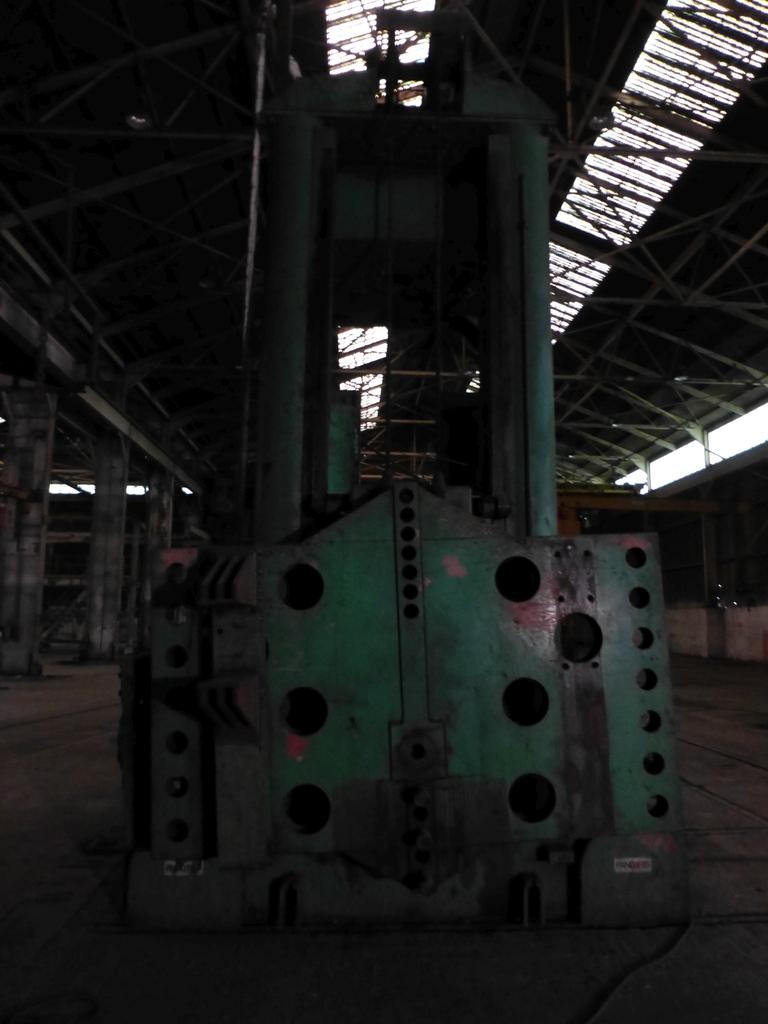 Pandjiris Railcar Rotator/Tandem Welding Positioner for Rail Car Repair Includes: (1) Master - Image 6 of 13