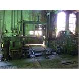Bement Pond 200 Ton Wheel Press|S/N: 18431