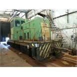 65-Ton Locomotive|Class B-B-130/130-4GE747; 470 HP; S/N: 32812; *Electrical Issues