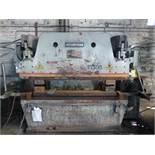 Acuurpress 8' x 130 Ton Hydrualic Press Brake|Model No. 71308; Pedestal Control; S/N 4896;