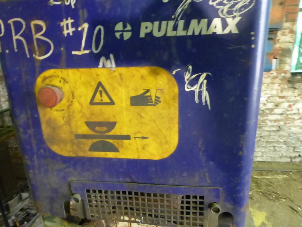 Pullmax X97 Beveler|S/N X97 76001-42 - Image 6 of 9