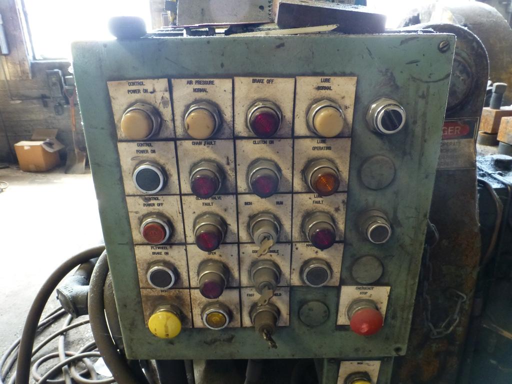"Ajax 2"" Upsetter Machine No. 5261-R; 9 1/2"" Stroke; 3 1/2"" Gather - Image 19 of 22"