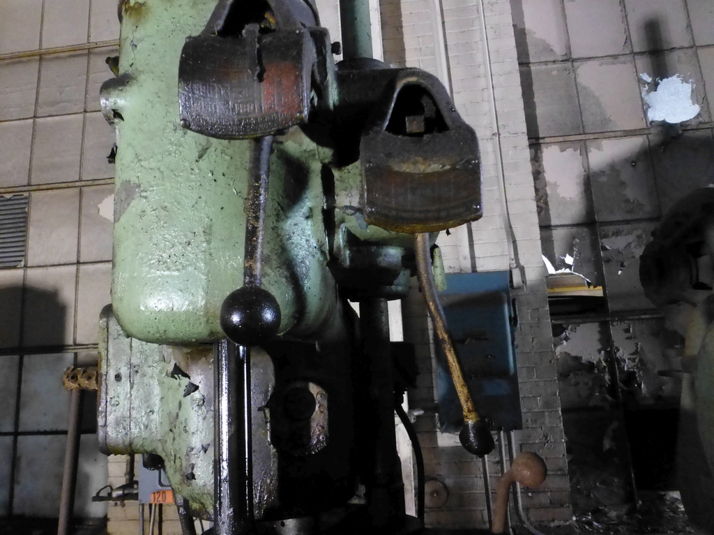 "Cincinnati Bickford 27"" Geared Head Drill - Image 4 of 8"