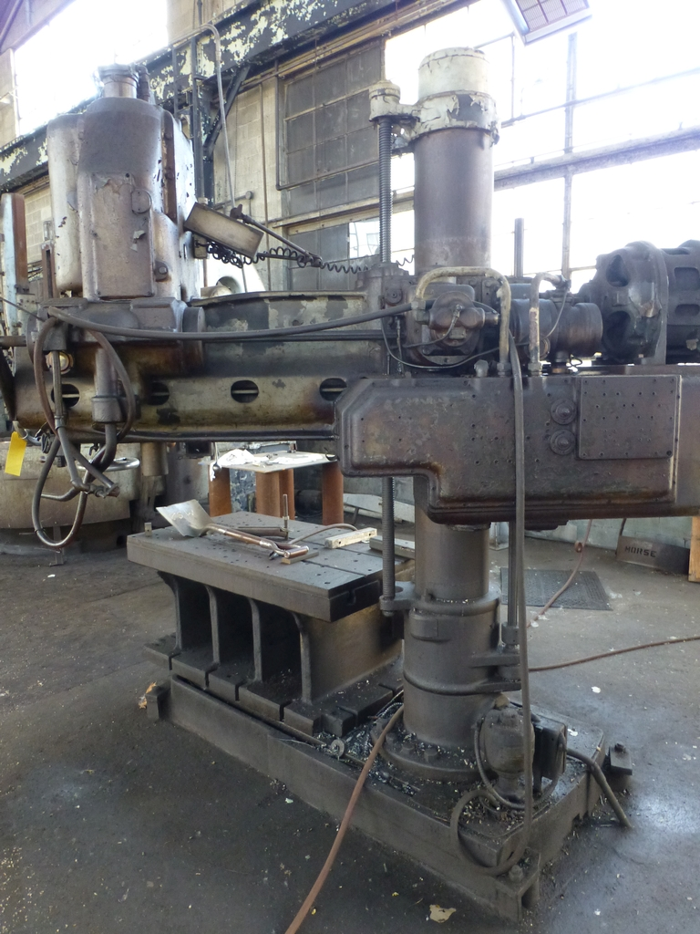 Fosdick 3' Radial Arm Drill|20-1,264 RPM - Image 3 of 12