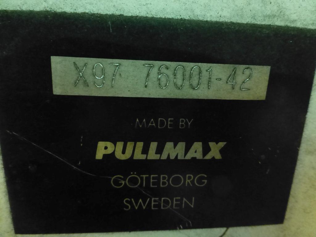 Pullmax X97 Beveler|S/N X97 76001-42 - Image 9 of 9
