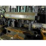 Moline Rail Drill|8' Table; (5) Spindles