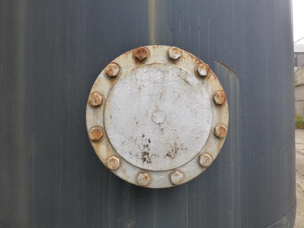 Adamson Air Storage Tank|Max Pressure: 150 PSI; Nat'l Board No. 53613; Approx. 7' Dameter x 16' - Image 4 of 7