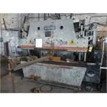 Acuurpress 8' x 130 Ton Hydrualic Press Brake|Model No. 71308; Pedestal Control; S/N 4694;