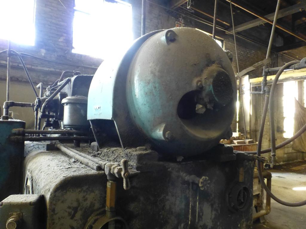 "Williams & White 100 Ton Hydraulic Bulldozer|12"" x 60"" Cross Head; S/N: 0-3154 - Image 8 of 16"