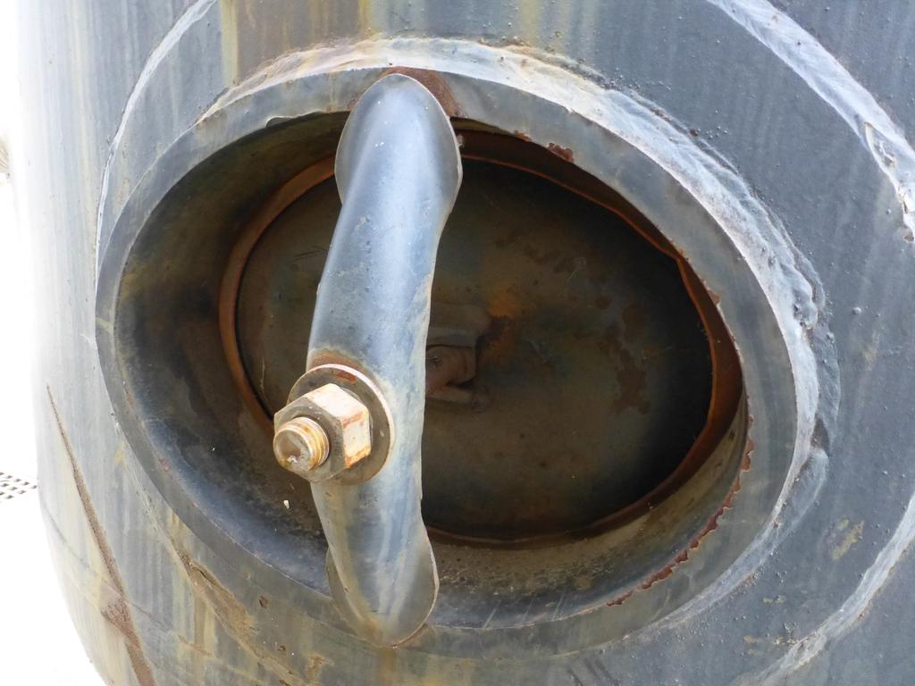 Adamson Air Storage Tank|Max Pressure: 150 PSI; Nat'l Board No. 53613; Approx. 7' Dameter x 16' - Image 6 of 7