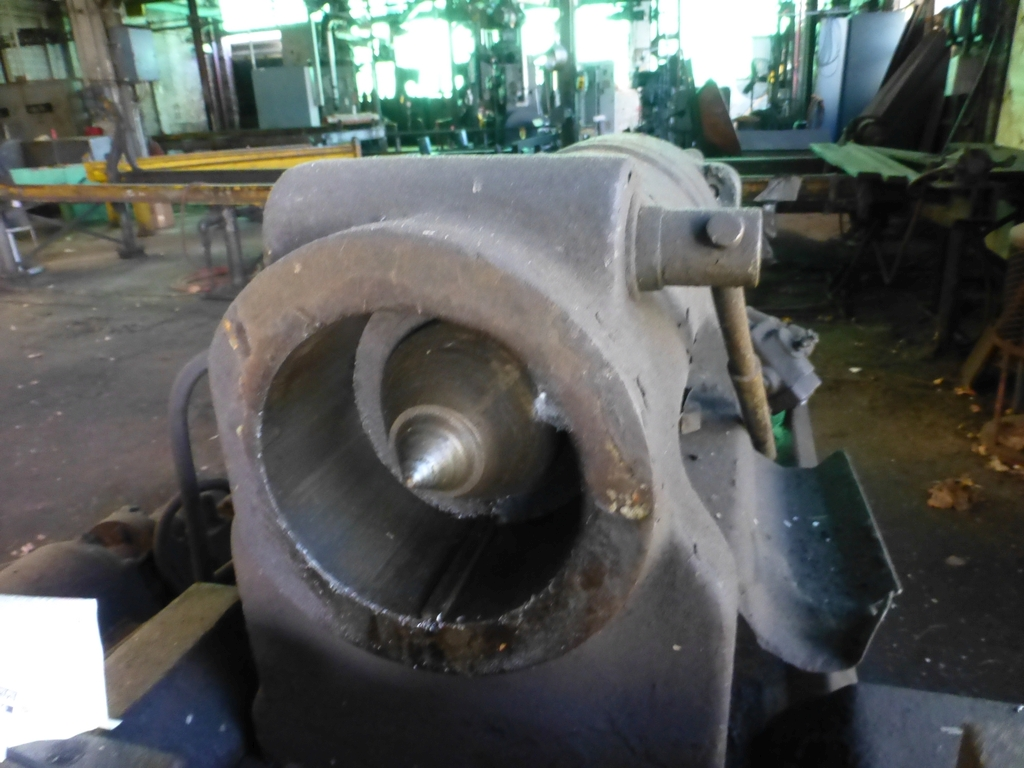 Betts Twin Carriage Axle Lathe|S/N E6417 - Image 7 of 10