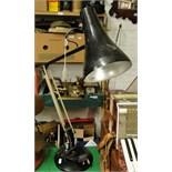 Lot 318 - An angle poise lamp