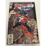 Original 'Harley Quinn' Issue #1 comic book Near Mint condition. Published by DC Comics in Dec 2000.