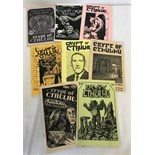 8 issues of 'Crypt of Cthulhu' magazine. To include issues #31, #39, #49, #51, #52, #53, #54, & #59.