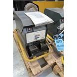 PARKER MODEL PARFLANGE 1025-115 FLANGE MACHINE; S/N 6121M06109, 115 VOLT