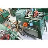 RIDGID MODEL 535 PORTABLE ELECTRIC PIPE THREADER; S/N 369421