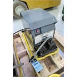 PARKER MODEL PARFLANG E1025-110 FLANGE MACHINE; S/N 6265150196, 110 VOLT