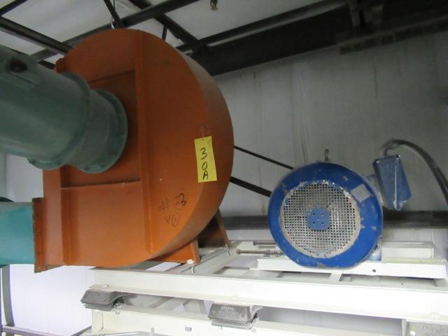 Lot 30A - GEN 50 HP BLOWER UNIT (NO DUCTWORK)