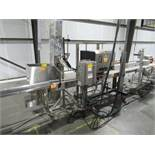 Spindle Capping with Lid Feeder and Conveyor