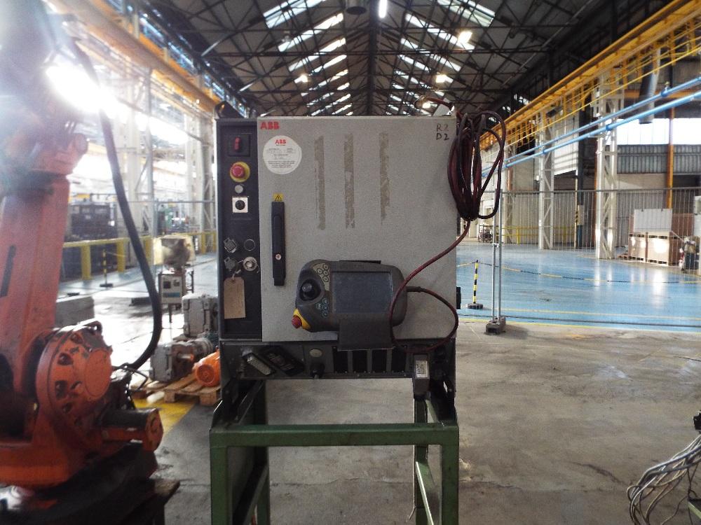 Lot 8 - ABB-IRB-2400L Mig Welding Robot IRC5