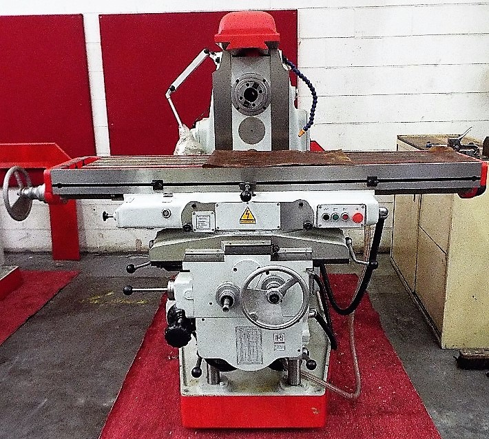 Lot 1b - Universal Milling Machine Type - OEX 6140 Machine No - 05 63 Available due to a cancelled order
