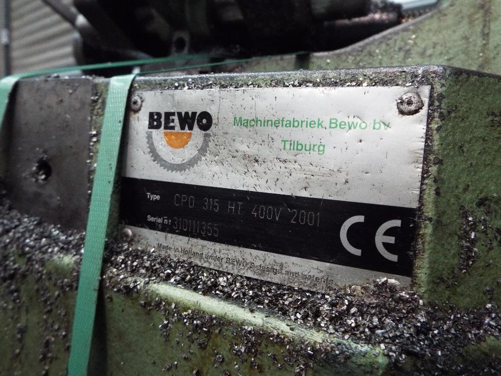 Lot 24 - Bewo Chop Saw